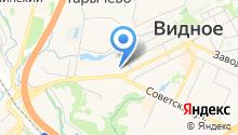 Ириний на карте