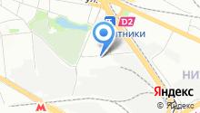 2КОМ на карте