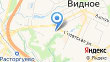 Московский региональный социально-экономический институт на карте