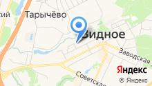 Ленинский отдел Управления Федеральной службы государственной регистрации на карте