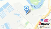 Ясногорский источник на карте