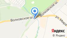 АСтекло-М на карте