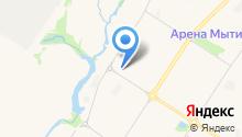 Дом быта на Сукромке на карте