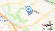 Видновская средняя общеобразовательная школа №5 с углубленным изучением отдельных предметов на карте