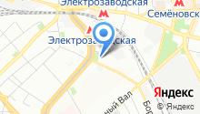 50-й регион на карте