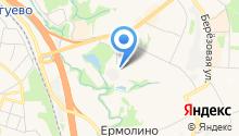 Битцевский проезд, ТСЖ на карте