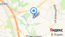 СТЭНГАЛ на карте