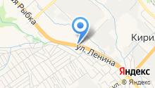 Грузовые запчасти Новороссийск на карте