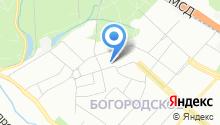 3 Центральный НИИ Министерства обороны РФ на карте