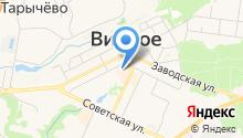 Нотариус Тищенко С.А. на карте