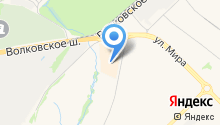 Cristy на карте