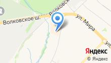 EcoOk на карте