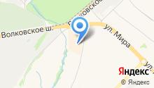 Город Игрушек на карте
