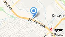 СБСВ-КЛЮЧАВТО АМЕГА на карте