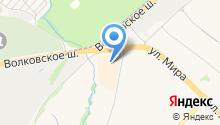 Bro2bro на карте