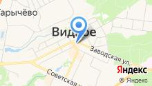Районный историко-культурный центр на карте
