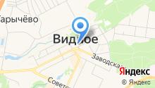 Администрация городского поселения Видное на карте