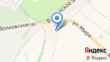 Convershop на карте