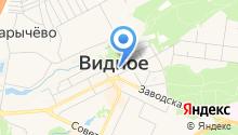 Московская областная коллегия адвокатов на карте