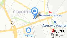 Центральное конструкторское бюро специальных радиоматериалов на карте