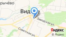 Районный архив Ленинского района Московской области на карте