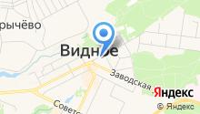 Уполномоченный по правам человека в Московской области в Ленинском муниципальном районе на карте