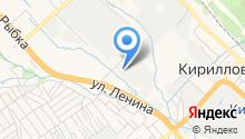Казань-Шинторг на карте