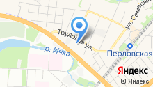 Авакс на карте