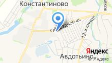 АЗБУКА МЕБЕЛИ - Фабрика на карте