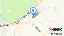 Tonerglass на карте