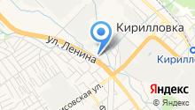 Новокар-1 на карте
