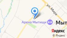 Детская художественная школа им. Е.А. Кольченко на карте