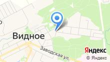 Управление МВД России по Ленинскому муниципальному району на карте