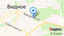 Ирис на карте