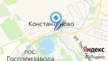 Храм в честь Смоленской иконы Пресвятой Богородицы на карте