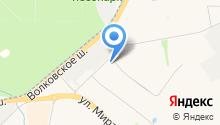 IDService на карте