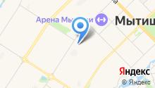 Rem-PC на карте