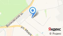 Fontini на карте
