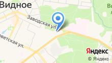 Учебно методический образовательный центр, МКУ на карте