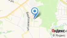 Тадаяма на карте