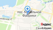 Мособлтротуар на карте