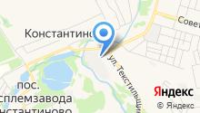 ДомГлаз на карте