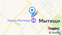 Главное управление Государственного административно-технического надзора Московской области на карте
