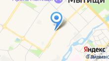 ГорЗдрав на карте