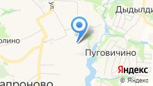 Эко Видное на карте