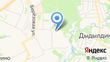 Жилкомсервис-Бутово на карте