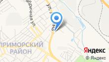 АЗС Уфимнефть на карте