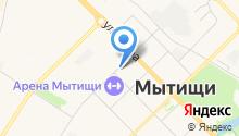Юридический кабинет братьев Болтуновых на карте