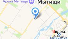 АТЛАНТ GYM на карте
