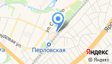 Донецкая слобода на карте